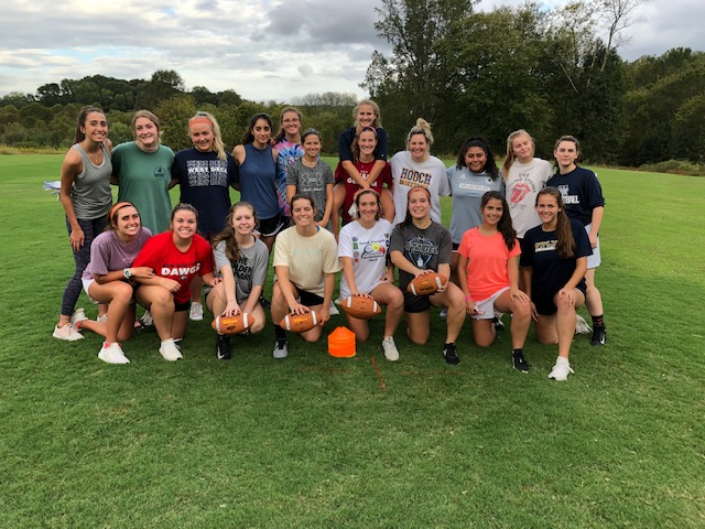 West to host 1st ever Girls Flag Football Forsyth County Jamboree this Saturday Morning 10/19!