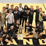 West Wrestling Wins the Alexander Duals