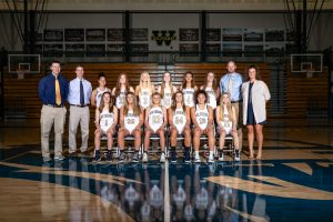 2019-2020 Varsity Girls – Basketball