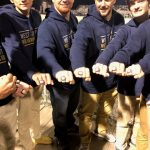 Boys Golf Team Receives State Championship Rings