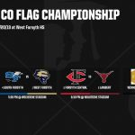 Flag Football Championships on Wed, 11/20