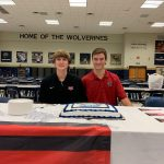 Balent and Quinlan Sign Scholarships to Play Division 1 Golf
