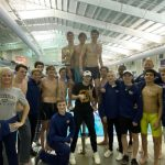 Boys Swim Team is 2020 Fo Co Champions!