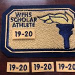 Scholar Athlete Patches and 19-20 Year tags are now in!