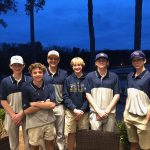 Boys Junior Varsity Golf finishes 5th place at Lambert Longhorn JV Invite