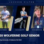 West Golf 2020 Senior Spotlight – Jackson Hilton