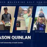 West Golf 2020 Senior Spotlight – Jason Quinlan
