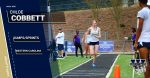Senior Track Spotlight – Chloe Cobbett