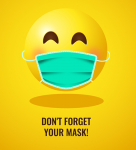 Masks now required at ALL Forsyth County Athletic Events to Enter the Venue!