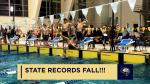 Swimmers Set State Records