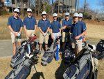 Boys Junior Varsity Golf beats Buford 187 – 192