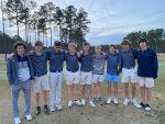 Boys Varsity Golf finishes 9th place at Michael Diem Memorial Invitational