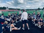 Boys Varsity Lacrosse ends season at Sweet Sixteen
