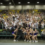 Lehi High School Girls Varsity Volleyball beat Davis High School 3-0