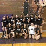 Lehi High School Girls Varsity Volleyball beat Herriman High School 3-2