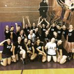 Volleyball Wins Play-in; Going to State!