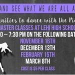 Master Class with the Lehi Drill Team