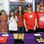 Signing Day for Lehi Athletes