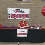 Bryana Raff signs with Southern Oregon