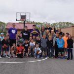 Boys and Girls Basketball Players Visit Dry Creek!!
