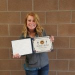 Maddie Nelson: Academic All-State in Golf