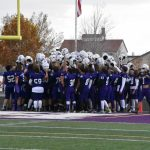Lehi High School Varsity Football beat Woods Cross High School 35-7