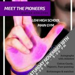 Meet the Pioneers: Nov. 18