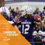 Cammon Cooper named Utah's High School Male Athlete of the Year