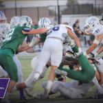 Varsity Football falls to Olympus 28 – 7