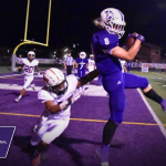 Boys Varsity Football beats West 49 – 27