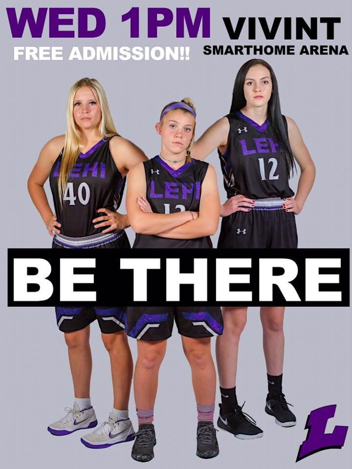 Girls Basketball @ Vivint Arena 12/7 1:00pm