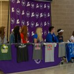 10 Lehi Athletes Participate in Signing Day