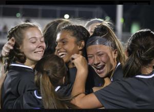 Lehi Girls Soccer Beat Orem 3-1!
