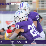 Lehi Football beats Crimson Cliffs 55 – 0