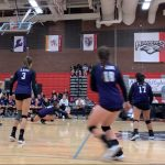 Girls Varsity Volleyball vs Alta