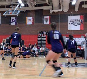Girls Varsity Volleyball vs Alta