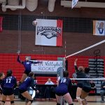 Lehi Volleyball Loses Region Opener to Alta 3-2