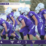 Lehi Football beats Mountain Ridge 47 – 3
