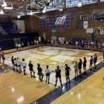 Girls Basketball and Volleyball come together to remember 9/11