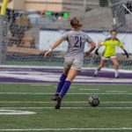 Lehi Girls Soccer wins 1-0 against Mountain View.