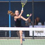 Girls tennis completes a week full of matches ending with Senior Night