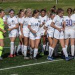 Girls Soccer wins 3-1 against Mountain Ridge