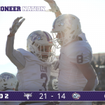 Lehi Football beat Woods Cross 21 – 14 in 2nd Round of 5A Playoffs