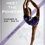 Meet the Pioneers  Nov 15 from 5-9 pm