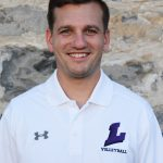 Welcome Kolton Rader as our new Head Volleyball Coach!