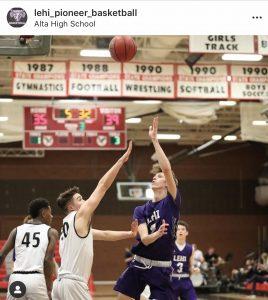 Boys Basketball vs Alta  photos
