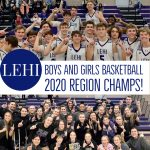 Congrats to our Basketball Teams! Don't miss the 1st & 2nd Round of play offs here in Lehi for the Boys and Girls this week!
