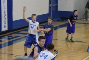 JH Boys Basketball