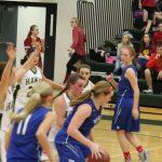 Girls Basketball @ Woodward Granger