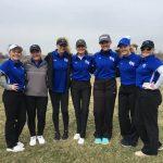 Girls Varsity Golf beats Earlham Community 254 – 167
